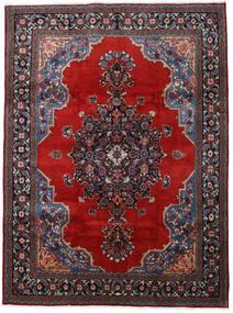 Wiss Tapis 223X303 D'orient Fait Main Rouge Foncé/Gris Foncé (Laine, Perse/Iran)