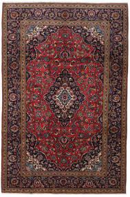 Kashan Covor 200X301 Orientale Lucrat Manual (Lână, Persia/Iran)