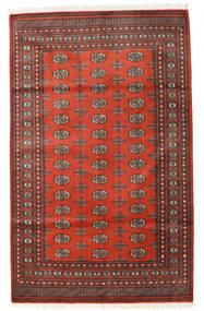 Pakistan Buchara 2Ply Teppich 157X252 Echter Orientalischer Handgeknüpfter (Wolle, Pakistan)