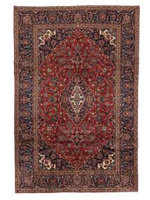 Keshan Matto 198X300 Itämainen Käsinsolmittu Tummanpunainen/Tummanvioletti (Villa, Persia/Iran)