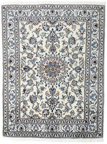 Nain Rug 145X191 Authentic  Oriental Handknotted (Wool, Persia/Iran)