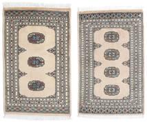 Pakistan Boukhara 2Ply Tapis 63X100 D'orient Fait Main (Laine, Pakistan)