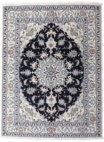 Nain Dywan 147X200 Orientalny Tkany Ręcznie Jasnofioletowy/Ciemnofioletowy (Wełna, Persja/Iran)