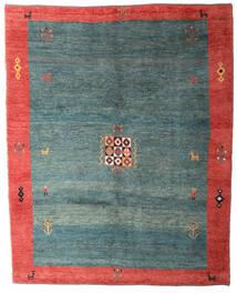 Gabbeh Rustic Covor 234X293 Modern Lucrat Manual Albastru Turcoaz/Gri Deschis (Lână, Persia/Iran)