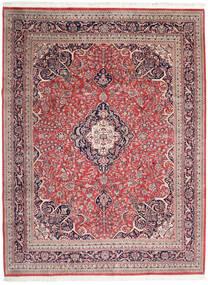 Keshan Indo Matto 278X365 Itämainen Käsinsolmittu Isot (Villa, Intia)