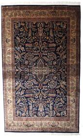 Keshan Indisk Teppe 193X317 Ekte Orientalsk Håndknyttet (Ull, India)