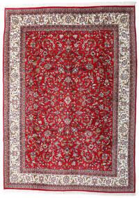 Sarough Indisk Teppe 240X345 Ekte Orientalsk Håndknyttet (Ull, India)