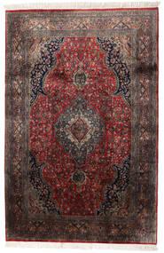 Keshan Indisk Teppe 184X278 Ekte Orientalsk Håndknyttet (Ull, India)