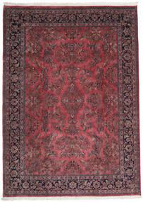 Sarough Indo Tapis 249X344 D'orient Fait Main (Laine, Inde)