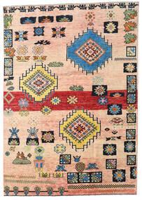 Moroccan Berber - Afghanistan 絨毯 205X291 モダン 手織り (ウール, アフガニスタン)