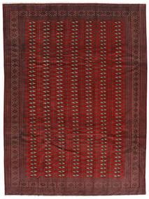 Turkaman Rug 248X337 Authentic Oriental Handknotted Dark Red/Dark Brown (Wool, Persia/Iran)