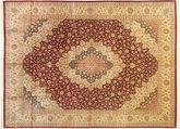 Qum silk signed: Nezafat carpet VAC58