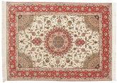 Tabriz 50 Raj met zijde tapijt VAC117