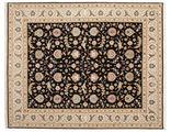 Tabriz 60 Raj silk warp carpet VAC126