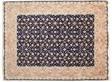 Tabriz 50 Raj with silk signed: Chopanzadeh carpet VAC73