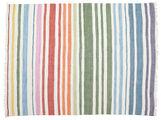 Tapis Rainbow Stripe - Blanc AWT12
