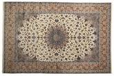Isfahan silk warp signed: Salimi carpet VAH22