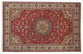 Tabriz 60 Raj silk warp carpet VAH31