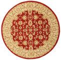 Ziegler Kaspin - Red rug RVD4031