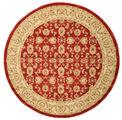 Ziegler Kaspin - Rood tapijt RVD4032