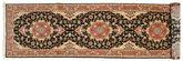 Tabriz 50 Raj med silke teppe VAZZU128