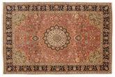 Tabriz 50 Raj silkillä allekirjoitettu: Pornami-matto VAZZV10
