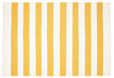 Cotton stripe - Orange