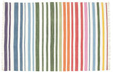 Covor Rainbow Stripe - White CVD1767