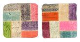 Tappeto Patchwork Fodera per cuscino XCGE1088