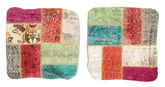 Tappeto Patchwork Fodera per cuscino XCGE1101