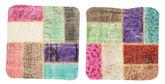 Tappeto Patchwork Fodera per cuscino XCGE1110