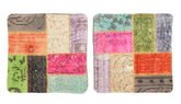 Tappeto Patchwork Fodera per cuscino XCGE1209