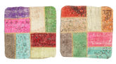 Patchwork Pillowcase carpet BHKM456
