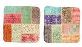 Tappeto Patchwork Fodera per cuscino BHKM466