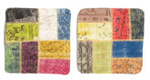 Tappeto Patchwork Fodera per cuscino XCGE1240