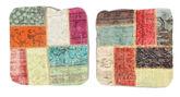 Tappeto Patchwork Fodera per cuscino XCGE1262