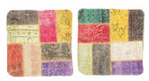 Patchwork Pillowcase carpet XCGE1541