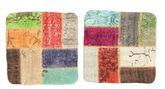 Patchwork Pillowcase carpet XCGE1553