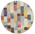Patchwork rug BHKM728