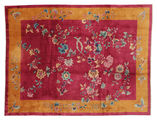 China antique: Art Deco 1920 carpet ANTD4
