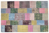 Patchwork-matto EXZ1106