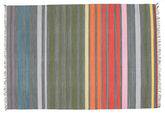 Rainbow Stripe - Grey carpet CVD5805