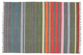 Rainbow Stripe - Grey rug CVD5952