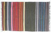 Rainbow Stripe - Grey rug CVD5808