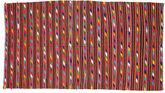 Kilim semi antique Turkish carpet XCGH1439