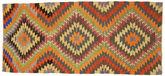 Tapis Kilim semi-antique Turquie XCGH1418