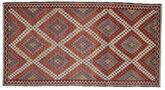 Tapis Kilim semi-antique Turquie XCGH1355