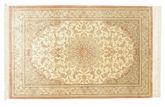クム シルク 署名: クム Ahmadi 絨毯 BTC43