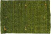 Gabbeh Loom Frame - Vihreä-matto CVD5717