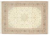 Isfahan silk warp carpet VKOA8